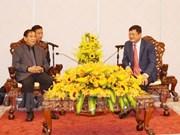 胡志明市与柬埔寨加强监察领域的合作