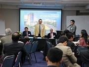 越南得乐省在澳大利亚开展投资促进活动