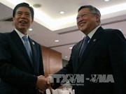 中国与菲律宾同意将加快经贸合作项目进展