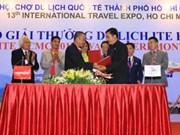 越捷与胡志明市旅游局加强合作 充分开发旅游潜力