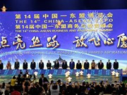 东盟——中国在诸多合作领域取得长足进步