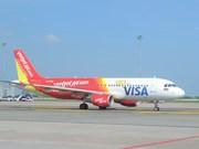 泰国越捷航空继续扩大国际航线网络