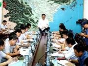 """越南主动跟踪和应对多年来最强台风""""杜苏芮"""""""