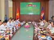 越南与柬埔寨加强水产养殖合作