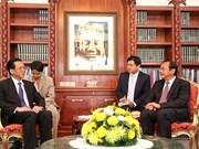 越南驻柬埔寨大使为能促进越柬传统友谊与团结贡献力量而感到荣幸