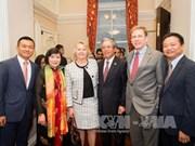 越南驻美国大使馆举行越南国庆招待会