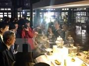 越南考古宝物展继续亮相德国