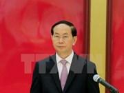 陈大光主席:越南是国际社会负责任的一员
