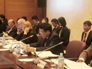 越南参加第17届亚太地区首席大法官会议