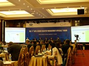 中国台北代表:越南防灾减灾中的科技利用得到突飞猛进的发展
