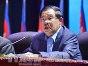 柬埔寨首相对柬越友好合作关系的发展予以认可