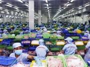 芹苴市商品出口呈现猛增之势