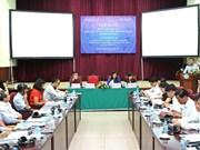 境外非政府组织同河江省加强合作