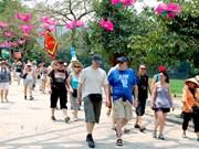 截至9月份越南接待国际游客量达940万人次