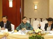 胡志明市人民议会与老挝占巴塞省加强合作