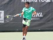 ATP最新排名:李黄南接近世界400强