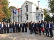 胡志明市与荷兰各地方加强合作