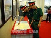 """""""黄沙与长沙归属越南——历史证据和法律依据""""资料地图展在宣光省举行"""