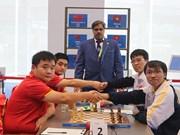 AIMAG5:黎光廉和阮玉长山夺得快棋团体冠军