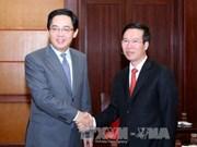 中国驻越南大使馆举行庆祝中国国庆68周年招待会