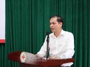美国红十字会协助越南中部增强对自然灾害的承受能力