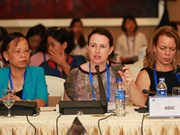 2017年APEC会议:妇女与经济政策伙伴会议落幕
