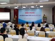 2017年APEC会议:2017年APEC相关信息宣传报道业务培训会议在河内举行
