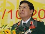 越南高级代表团对缅甸进行正式访问