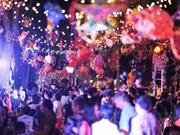 许多庆祝中秋节活动将在河内举行