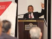 东盟服务提供商联盟呼吁APEC成员经济体集中服务领域