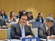 越南当选世界知识产权组织总干事