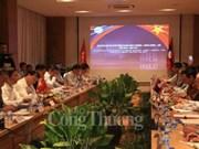 越老两国加强在工贸、能源和矿业等领域的合作