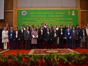 越南为亚洲议会大会执行理事会第一次会议做出贡献