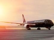 新西兰航空公司继续运用直达胡志明市的航线
