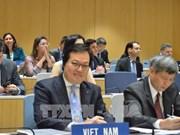 越南代表杨志勇当选世界知识产权组织总干事有助于提升国际地位