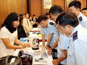 越南进一步加大打击假冒伪劣产品和知识产权实施工作的力度