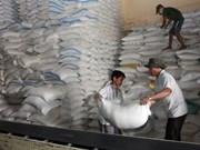 芹苴市即将对伊朗出口首批大米