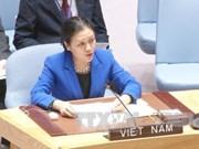 越南出席第72届联合国大会裁军和国际安全委员会会议