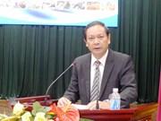 越南与德国分享农业价值链发展经验