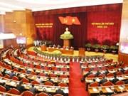 越共十二届六中全会第三天新闻公报