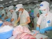 越南虾鱼类对美出口额有所下降