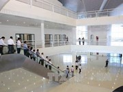 APEC经济体实地考察2017年APEC领导人非正式会议场地