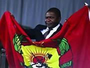 阮富仲向莫桑比克解放阵线党新任主席致贺电