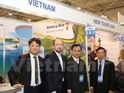 第24届乌克兰国际旅游展:越南展位留住参展有者的脚步