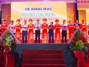 2017年西原地区崑嵩工贸展会:增加越南货的知名度