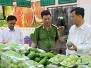 2017年越南APEC会议:广南省加大食品安全检查力度
