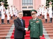 第八次越南-新加坡防务政策对话在河内举行
