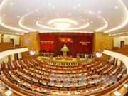 越共第十二届中央委员会第六次全体会议在河内圆满闭幕