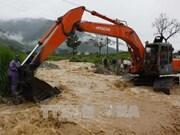 山萝省8人、清化省11人因洪灾死亡失踪