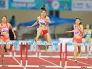 最新一期田径世界排名:阮氏玄位居世界女子400米跨栏跑50强